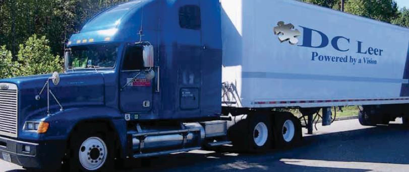 DC Leer Box Truck